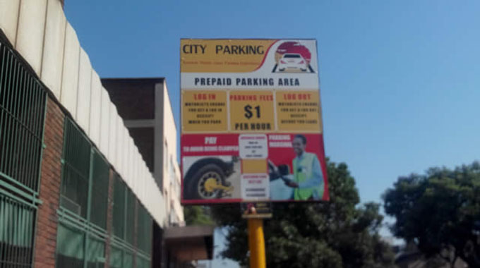 Parking fees to go up?