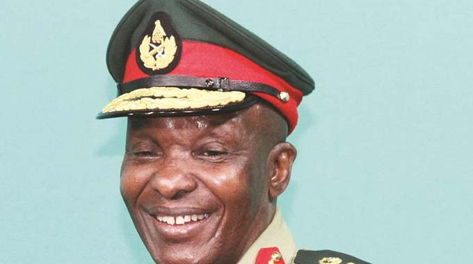 Army above politics, says Chimonyo