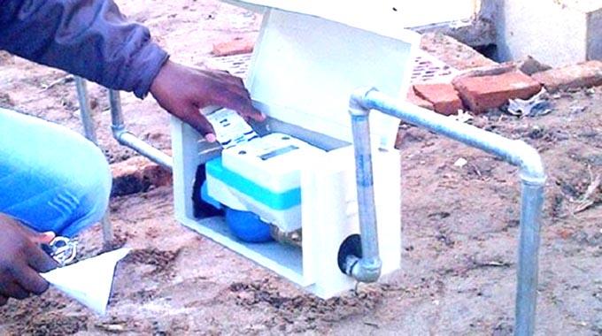 Council begins water meter procurement