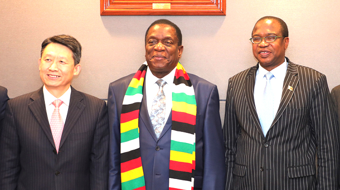 Chinese State Advisory Council in Zim