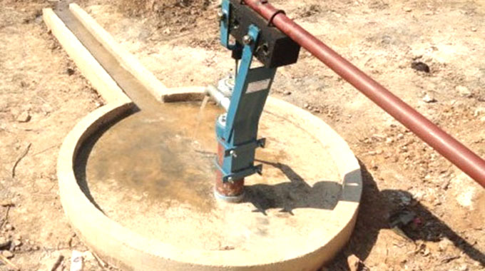 DDF to sink 15 boreholes in Glen View