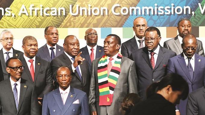 Zim open for investment — President