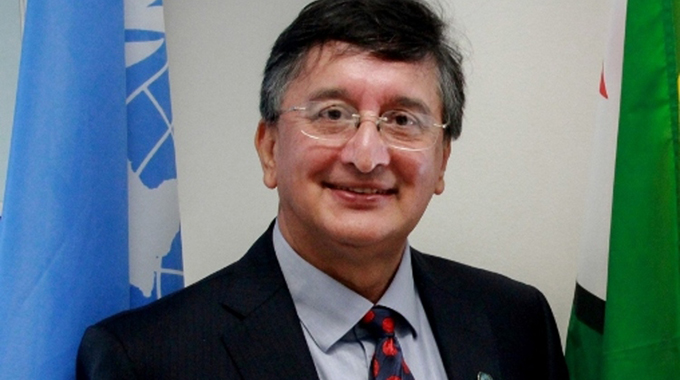 UN stands by Zim, backs Vision 2030