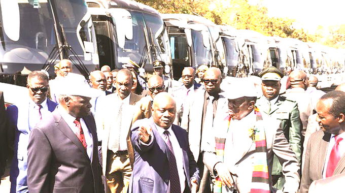 ED commissions 47 more Zupco buses