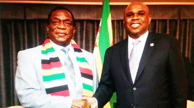 Zimbabwe bags fresh financial package