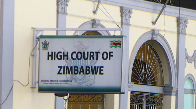 High Court blocks planned Byo protests