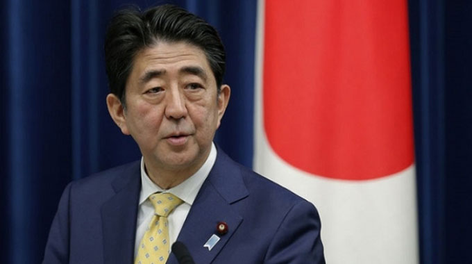 Abe pledges to push Japanese investment in Africa