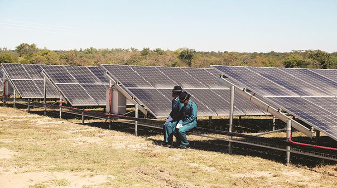 100MW solar project gathers pace