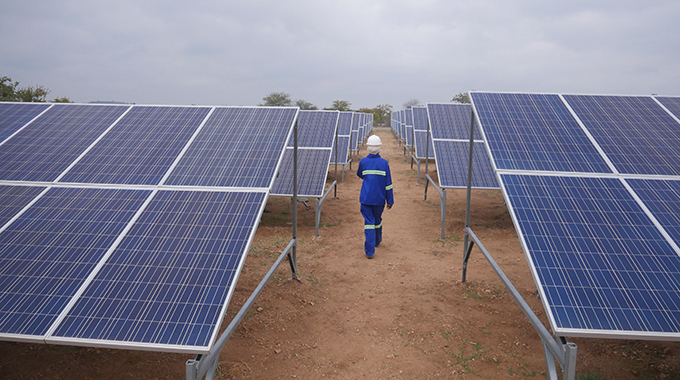 Uptake of solar products still low in Zim