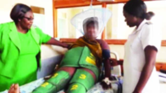 Garment that averts maternal deaths