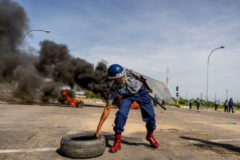 The protests will be the first since rallies in January against President Emmerson Mnangagwa's decision to hike fuel prices ended in clashes with troops