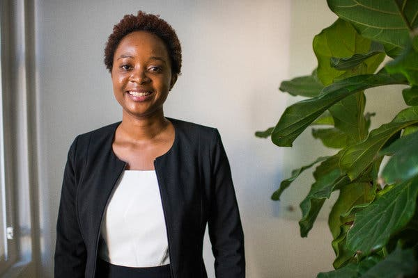 Getrude Makurumidze, another USAP student, graduated from Bryn Mawr, and now attends Georgetown University medical school.