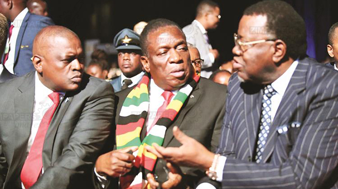 Zim ready for take off, says President