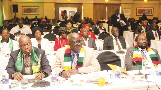 10th Former Liberation Movements indaba opens