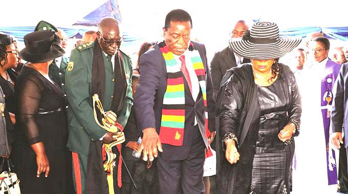 Ministry mourns Mugabe, Mugoba