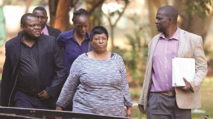 Ex-Zbc boss Mavhura appears in court