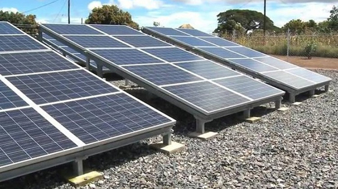 Solar power for airports