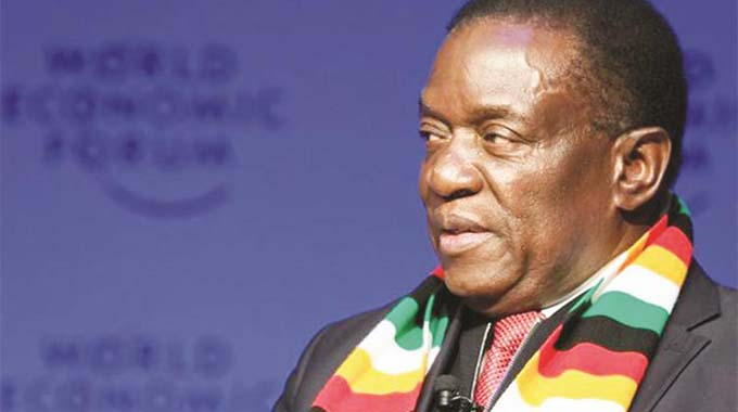 Zim should reap benefits from WEF
