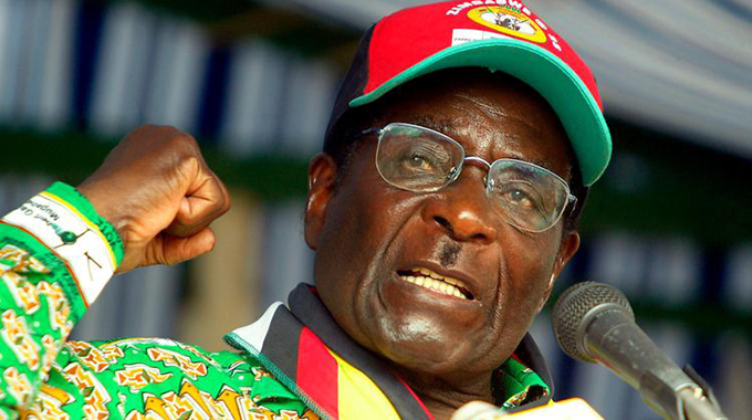 Special grave for Mugabe