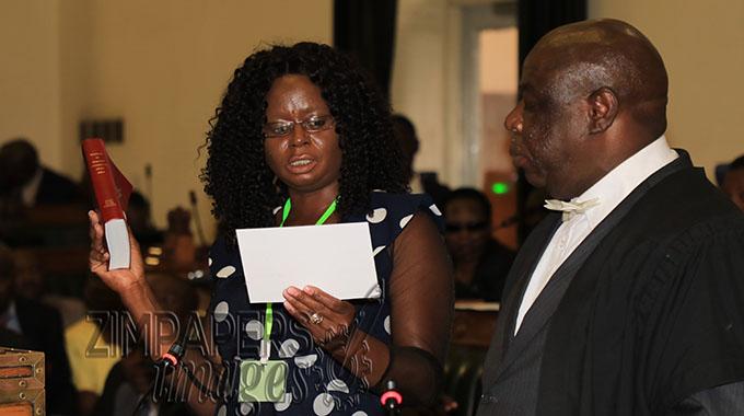 2 new MPs sworn-in