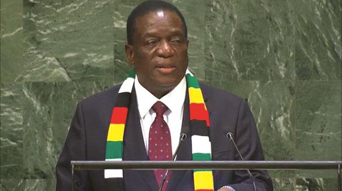 UN reforms now overdue: President