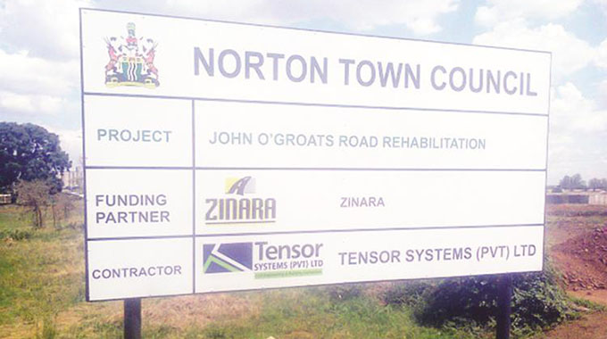 Norton Town poised for growth as master plan is completed