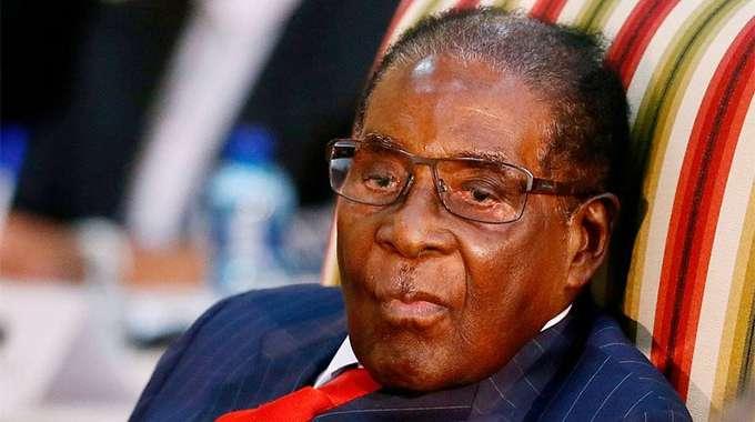 Mugabe's body in Zvimba today