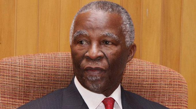 ANC, Mbeki honour Mugabe at SA memorial