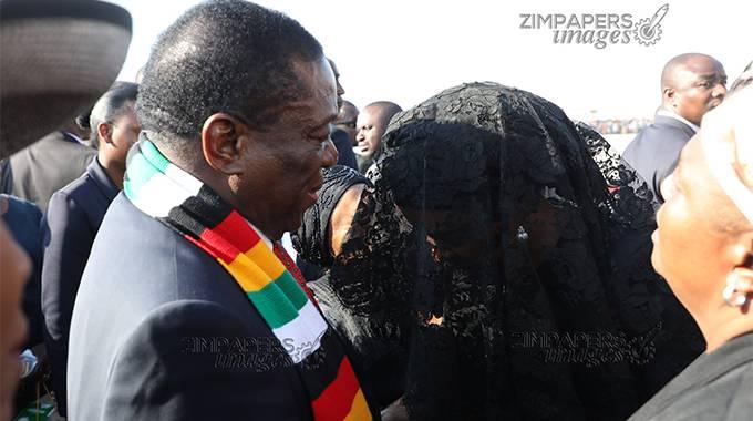 JUST IN: President hails Mugabe