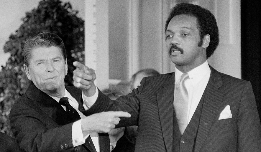 The Reagan administration and prominent black Americans at the time repeatedly passed on opportunities to expose and condemn Mugabe's campaign of violence and terror, critics say. (Associated Press/File)