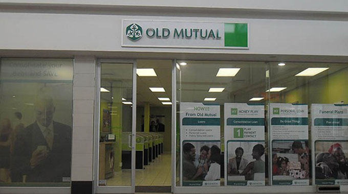 Old Mutual financials