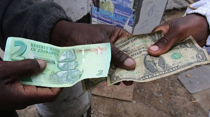 Topsy-turvy currency madness slows down