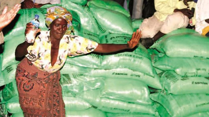 FSG starts fertiliser production for Presidential Inputs Scheme