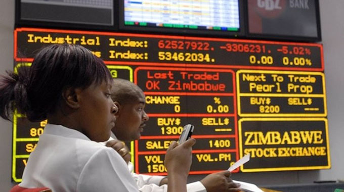 ZSE loses $2bn total market value