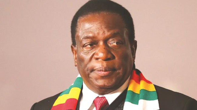 Zim, Russia must foster economic ties: ED
