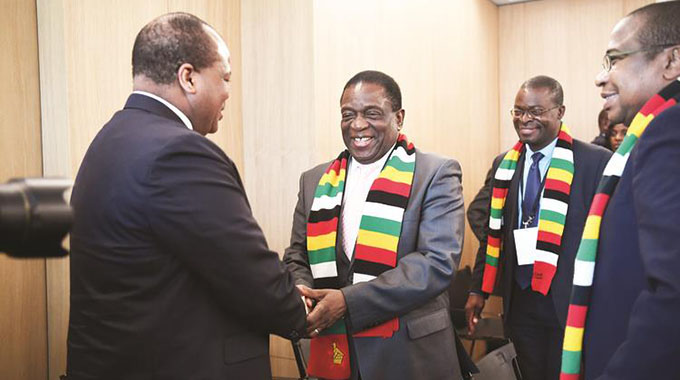 Zim pays Global Fund obligations