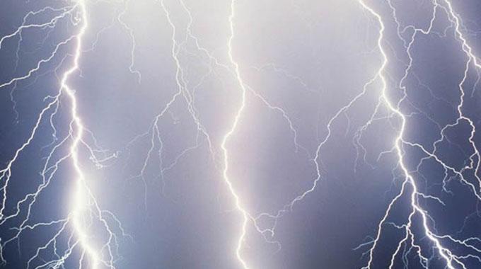 Zim expects thundershowers