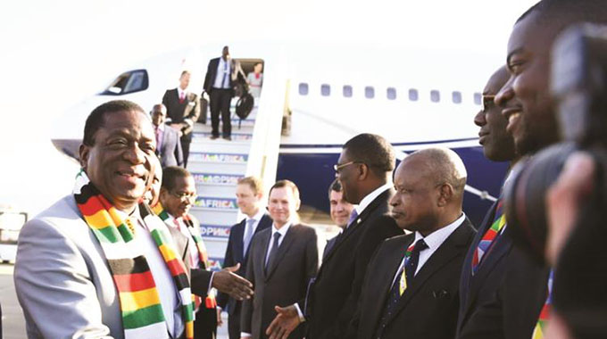 Sadc sanctions message strong, says President