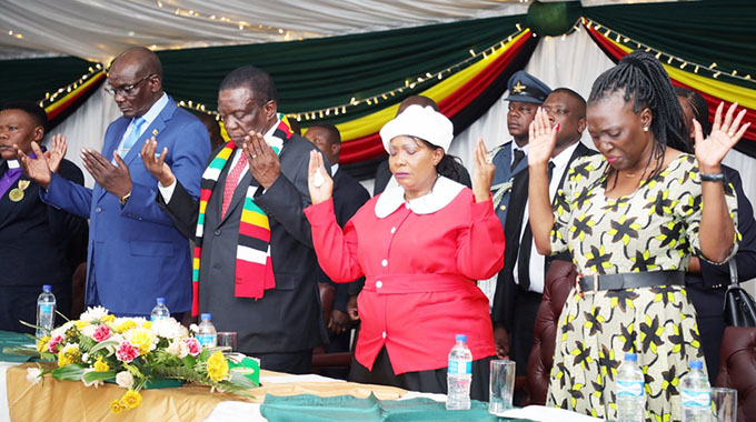 ED intercedes for love, peace and unity