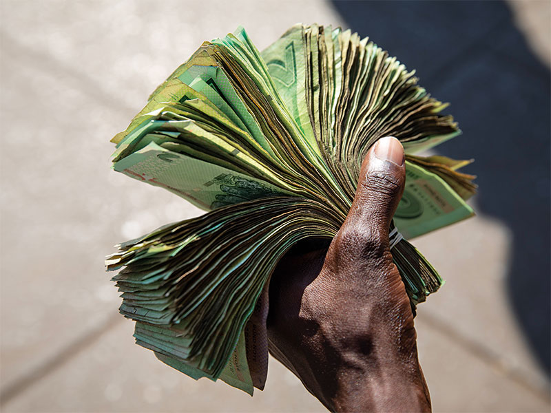 Lacking common cents: how Zimbabwe went from economic star to financial basket case
