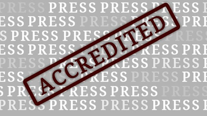 Journalists call for single media accreditation body