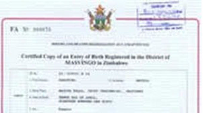 NGO embarks on birth certificate access drive
