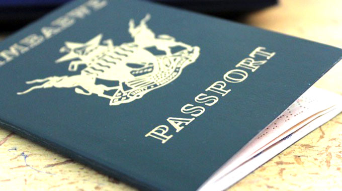 JUST IN: Gvt working on clearing passport backlog