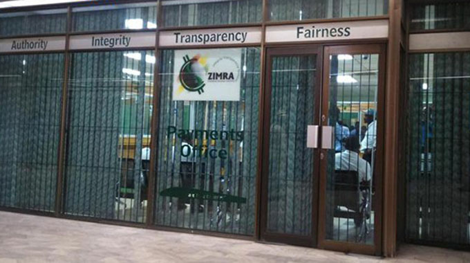 Zimra in drive to surpass 2019 target