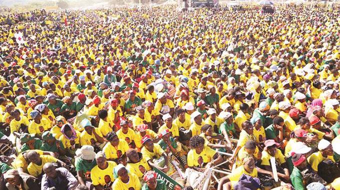 Zanu-PF indaba preps almost complete