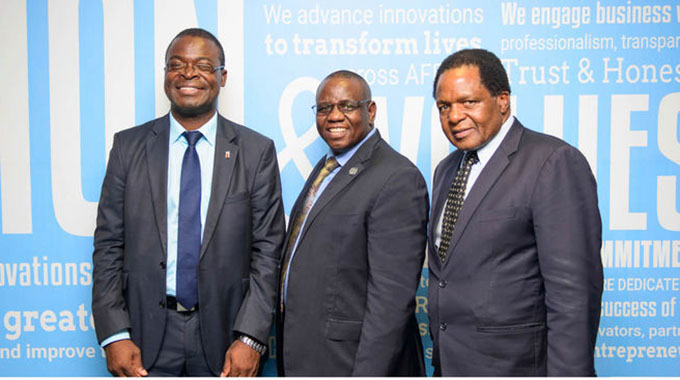 'Innovation will drive industrialisation'