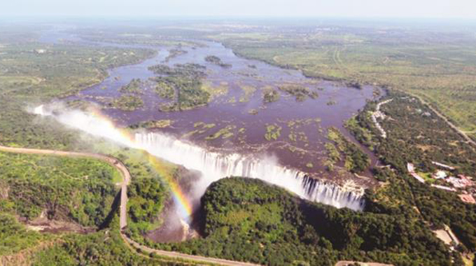 Drought risk for Vic Falls