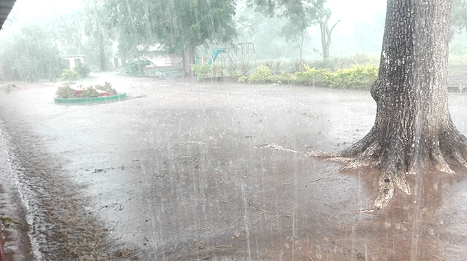 Rains provide relief from heatwave