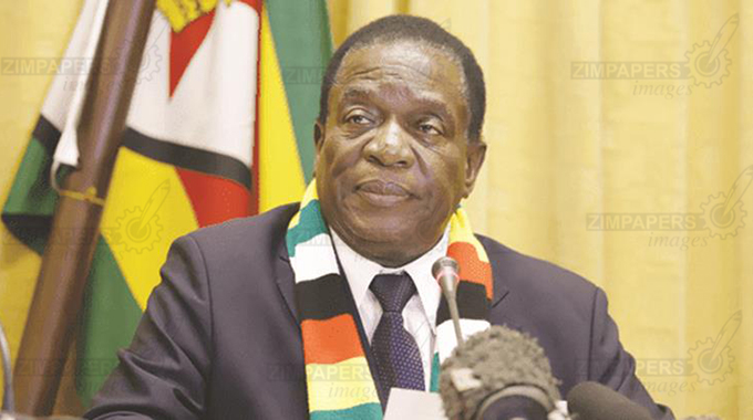 'Zim being punished for mineral wealth'