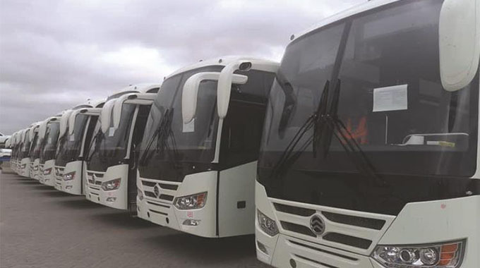 New Zupco fleet set for commissioning